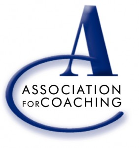 Association for Coaching logo on the Igniting Minds organisational strategy page