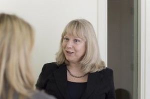Photo of Jacqueline Davis coaching on Igniting Minds organisational strategy page
