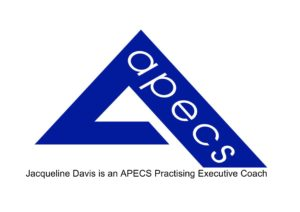 APECS practicing coach logo on igniting minds organisational strategy page